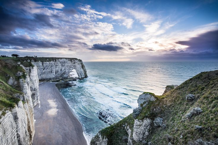 De 10 mooiste stranden van Normandië