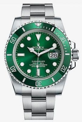 Rolex Submariner Date Watch 904L steel - 116610LV model