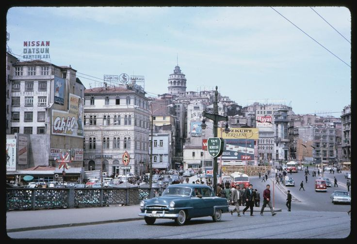 Karaköy / 13 Mayıs 1965Charles W. Cushman Photograph Collection