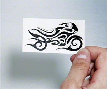 Motorcycle Tattoo Brazil Motorcycle Fair Invite Tattoo Tattoo