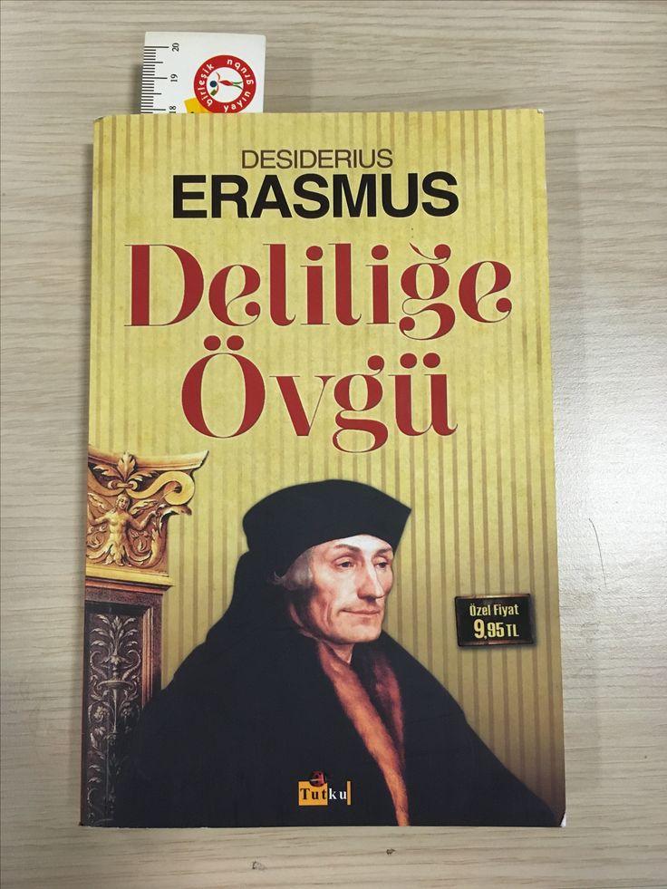 Desiderius Erasmus-deliliğe övgü