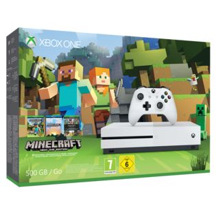 [Shopto UK] Xbox One S Console 500GB Minecraft : Favourites Bundle  Either Dead Rising 4 or Gears of War 4 199.85 Delivered