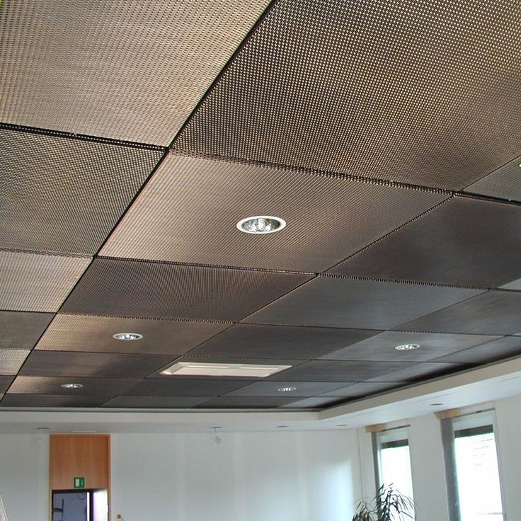unique drop ceiling 2 : Drop Ceiling : Pinterest : Metal Mesh, Ceilings and Metals