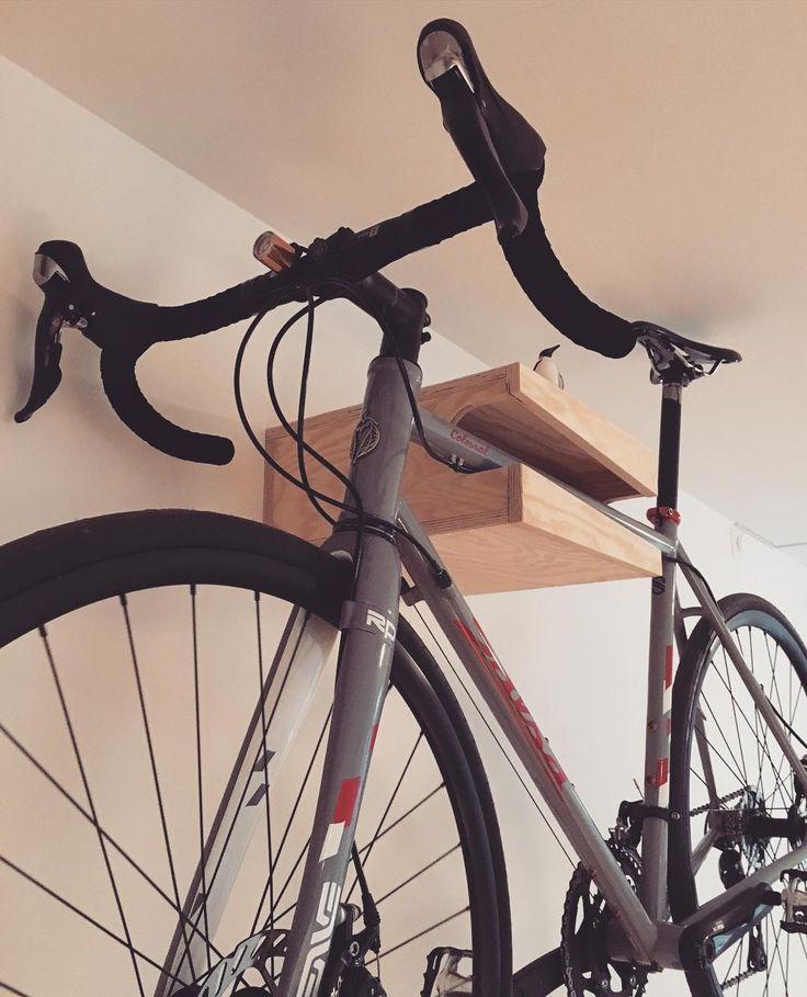 diy bike rack by aleksander