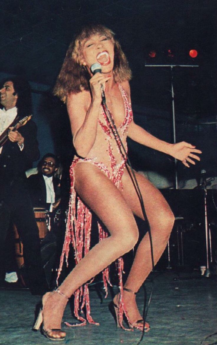 Tina Turner is one of the world's best-selling music artists of all time. She's been referred to as The Queen of Rock 'n' Roll.