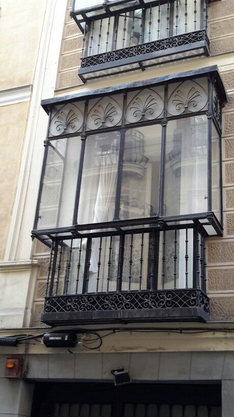 Madrid window
