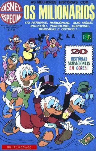 Disney Especial - 009 : Os Milionários