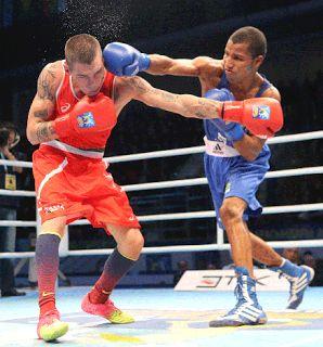 Blog Esportivo do Suíço: Seleção de boxe para os Jogos Olímpicos é definida com sete atletas