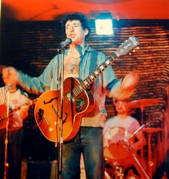 Jonathan Richman: need to dive into his solo stuff and The Modern Lovers.