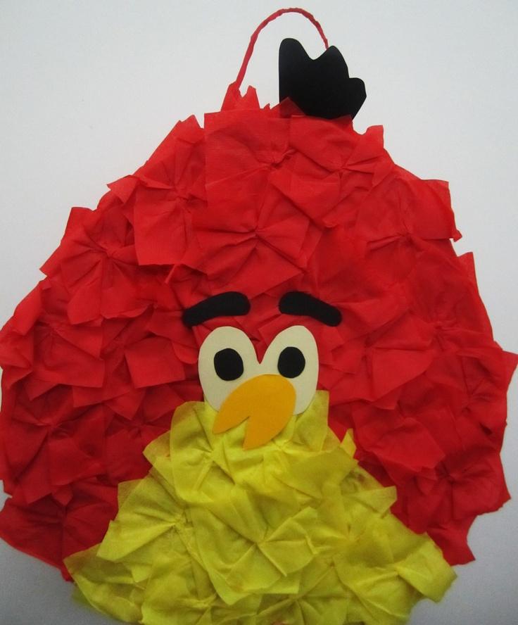 Angry Birda Pinata