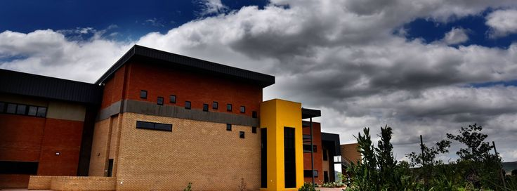 University of the Free State (UFS) Facebook cover photo, November 2016