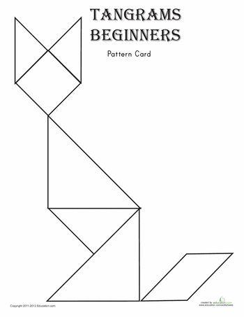 tangrams printable tangram printable worksheets and articles. Black Bedroom Furniture Sets. Home Design Ideas