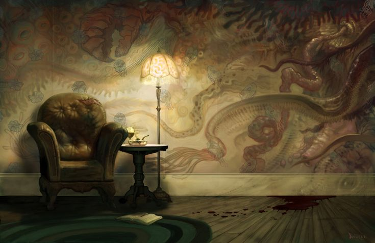 GALLERY OF PERSONAL PROJECTS BY JON FOSTER