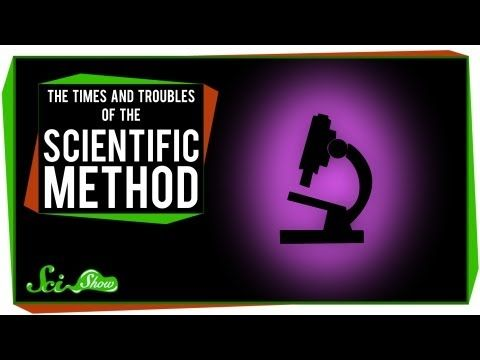 The Times and Troubles of the Scientific Method - YouTube