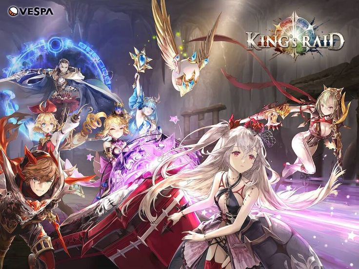 The Best King's Raid Beginner's Guide and Characters Tier ...