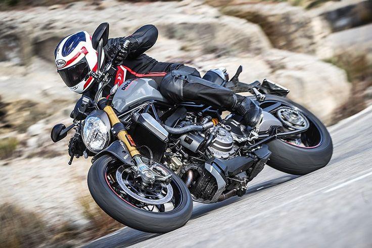 Video: 2017 Ducati Monster 1200 S