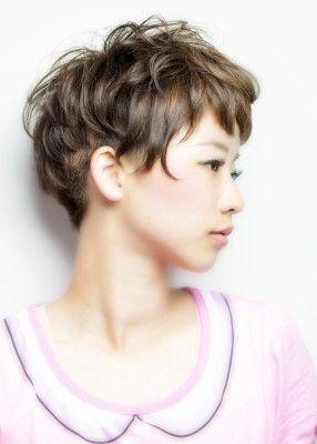 デザインショート | KEEP(キープ)のヘアスタイル・髪型・ヘアカタログ - 美美美コム