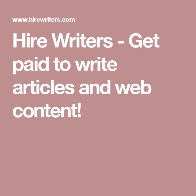 Hire Writers   Affordable Content Writing Service   Find Content