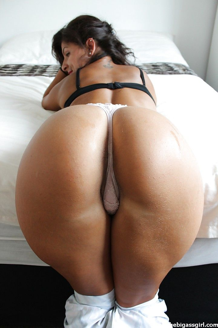 thong booty Milf