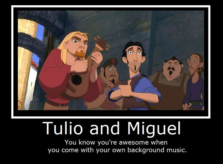 The Awesomeness That Is Tulio and Miguel by MasterOf4Elements.deviantart.com on @DeviantArt