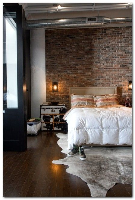 Industrial Bedroom Design Ideas Cool Design Inspiration