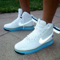 Nike Air Force High Boeing
