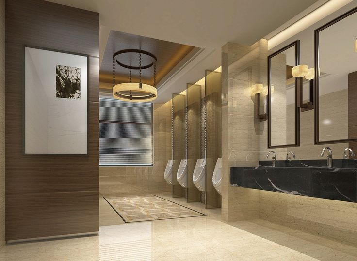 Commercial Bathroom Design Ideas
