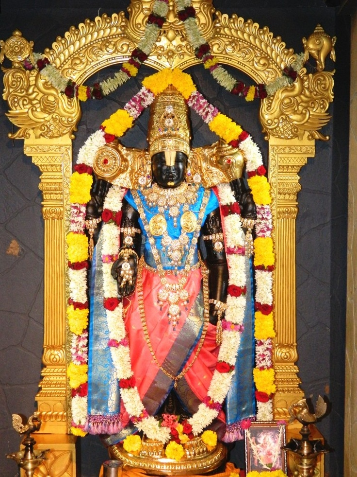 lord Balaji 11th Aug, 2012 @ISKCON Pune