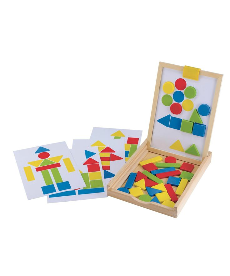 My Magnetic Pattern Board Early Learning Learning Toys