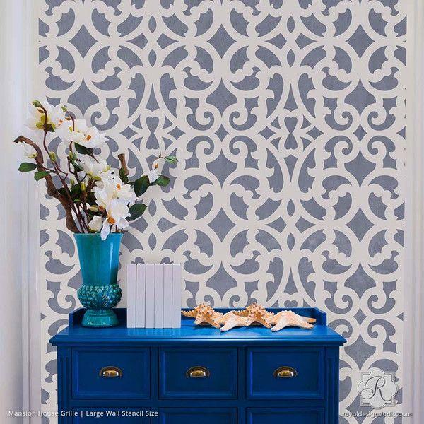 Trellis Wallpaper For Walls: Best 25+ Trellis Pattern Ideas On Pinterest