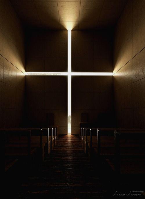 Church of Light / Tadao Ando / Arquitectura