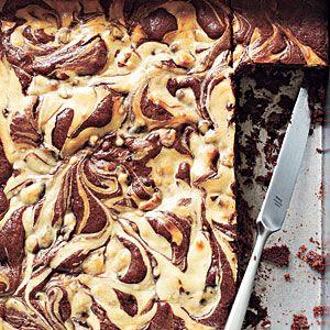cherry cheesecake brownies