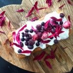 Julia & Libby - Lemon Yoghurt Loaf