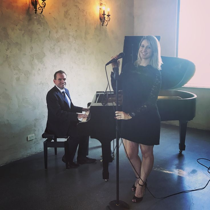 Wedding duo Paula Gentile and Benny Martin