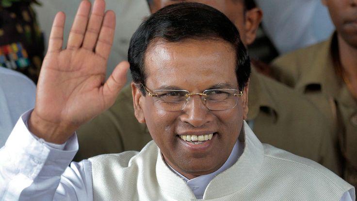 Sri Lanka President Maithripala Sirisena (File|AP)