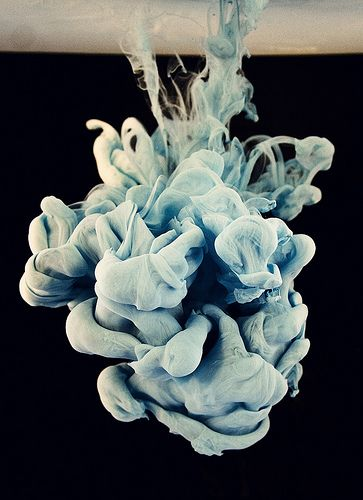 Alberto Seveso. The images I have chosen to look at are high-speed photographs of ink mixing with waters. I like these pictures as they looks like smoke rather than a liquid.