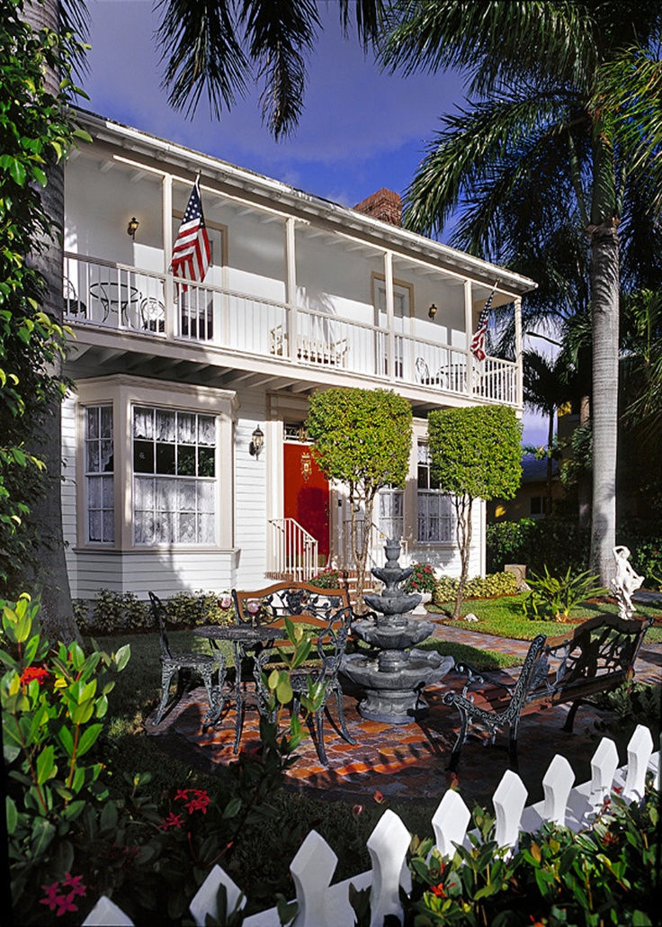 The Sabal Palm House Bed And Breakfast In Palm Beach County Is Honored To  Be Recognized By AAA For Our Commitment To Provide You With The Highest ...