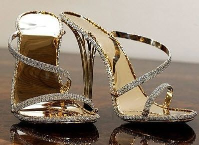 The Worldu0027s Most Expensive Shoes Revealed