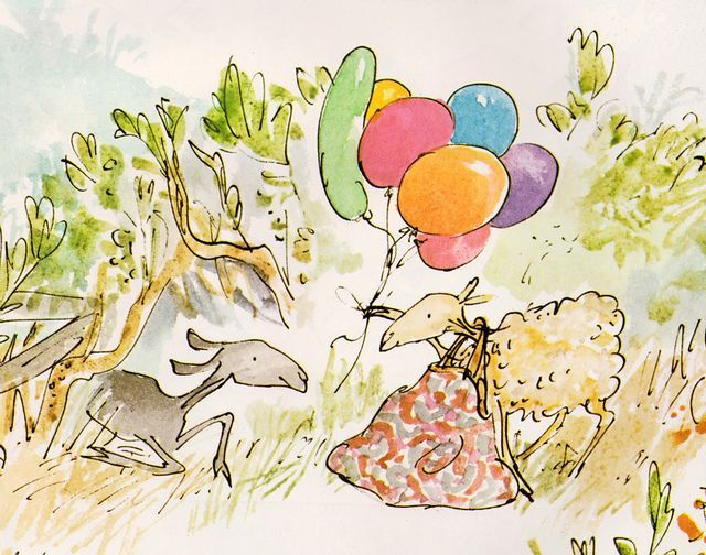 Beatrice and Vanessa by John Yeoman and Quentin Blake