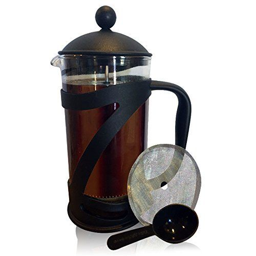 French Press Iced Coffee Maker : 17 Best ideas about Iced Coffee Maker on Pinterest Iced coffee machine, How to make ice coffee ...
