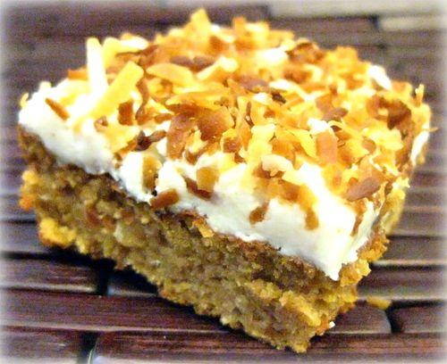 Gluten Free Coconut Cake Recipe