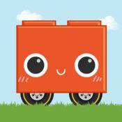 Labo Brick Car – Bygg bilar och kör på fantasifulla banor