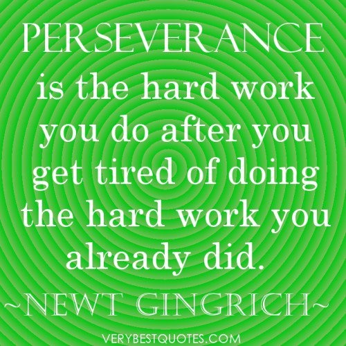 Motivational Quotes Perseverance: 92 Best Quotes About Grit Images On Pinterest