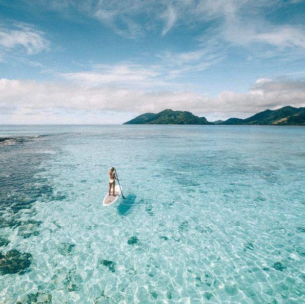 South Pacific Ocean |  Lauren Buller Say Yes To Adventure