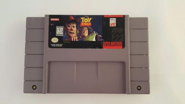 Disney's Toy Story (Super Nintendo Entertainment System, 1995)