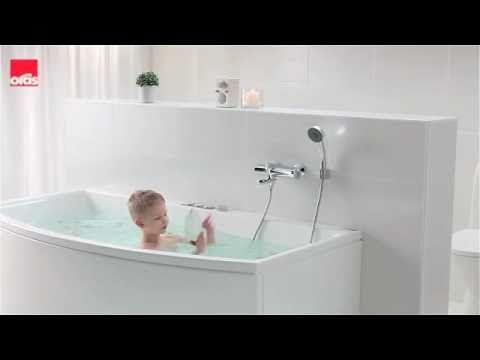 Eterna bath faucet