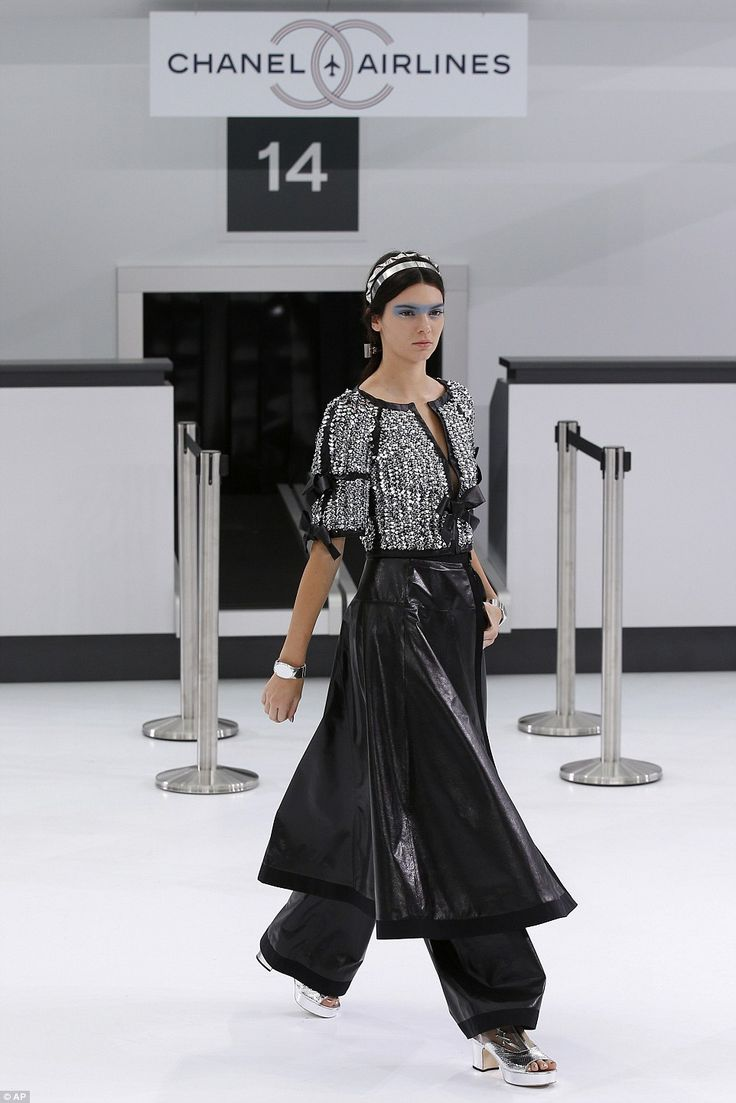 Kendall Jenner Chanel 2016