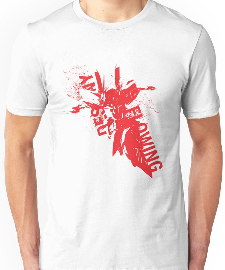 """Zone of the Enders - """"Flowing Destiny"""" Unisex T-Shirt"""