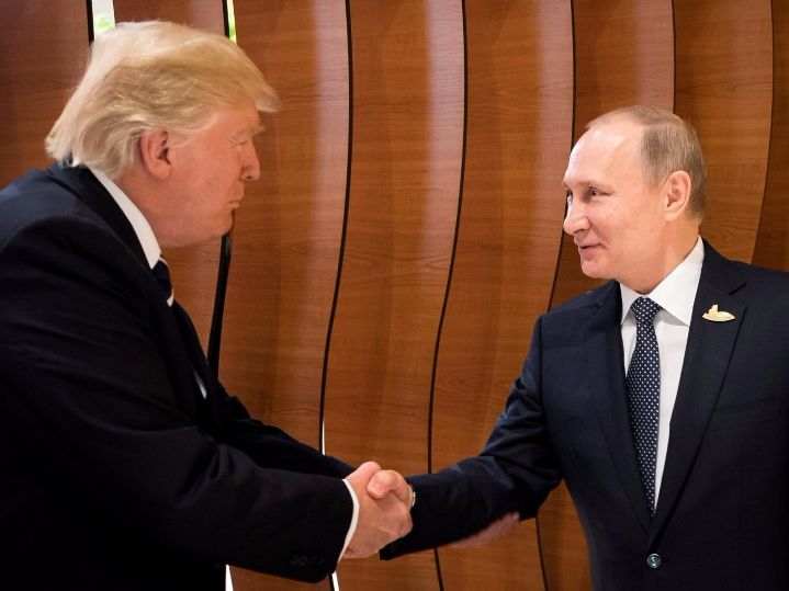 Here's why Trump won't say the Russians meddled in our election - I've been watching people tear their hair out, wanting to know when President Donald Trump will admit that Russia sought to interfere in our election , why he won't do so, and whether he can be pressured to put pressure on the Russians about it.  But the reason for his behavior is fairly simple and obvious.  Trump doesn't really believe in institutions or rules. He doesn't like the Foreign Corrupt Practices Act because he…