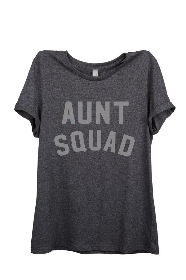 Showstoppin' Graphic Tees for your favorite Aunt! No aunt can refuse this gift from her nieces and nephews!